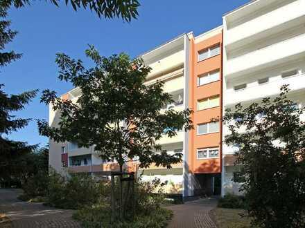 3-Raum-Wohnung mit verändertem Grundriss in zentrumnaher Lage