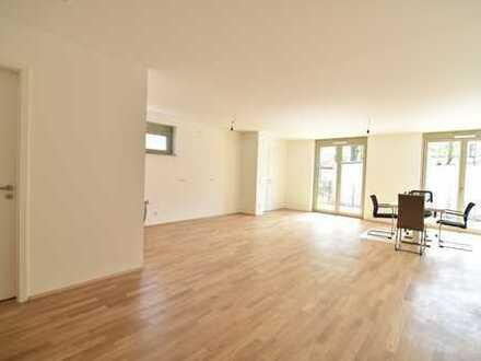 *NEUBAU* 3-Zimmer-Wohnung mit großem Hobbyraum in Trudering