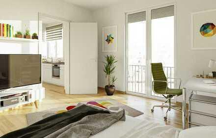 TYP RAUMWUNDER - Kompaktes 1-Zimmer-Apartment