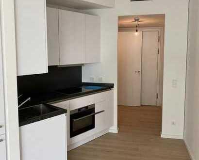 Erstbezug im GRAND TOWER - Hochwertige 2-Zi-Wohnung mit Einbauküche