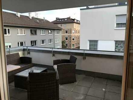 Großzügige 4-Zimmer-Komfort-Wohnung zur Miete in Bad Cannstatt