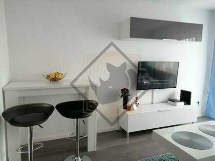 *Helle, modernisierte 2- Zimmerwohnung mit Balkon und Garage!*