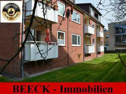 # Büsum/Zentrum: Süße 1 Zimmer Ferienwohnung mit Südbalkon in Top-Lage!