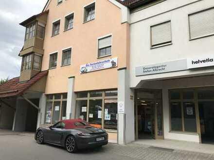 Büro, Praxis oder stilles Gewerbe mit Betriebsleiterwohnung in Dasing-Friedberg