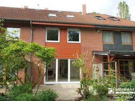 Langenhagen - Renoviertes, schönes Reihenhaus mit kleinem Garten