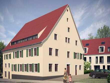 Wohnen am Wasserschloss - 3 Zimmer ETW plus Galerie