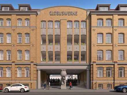 *** 3 Zimmer | Wohnung | Süd-Loggia | Globuswerke | EBK Übernahme möglich | TG | 01.10.2019 ***