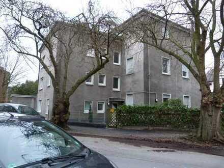Kleine zentral gelegene Wohnung