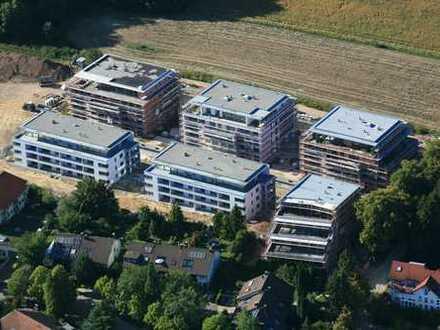 Ausblick pur! Exklusive Penthouse-Whg. (3,5 Zi.) auf 158,85 m² + Top-Küche & Traumterrasse (B-23)