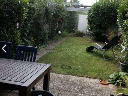 Haus statt Wohnung mit EBK und Garten