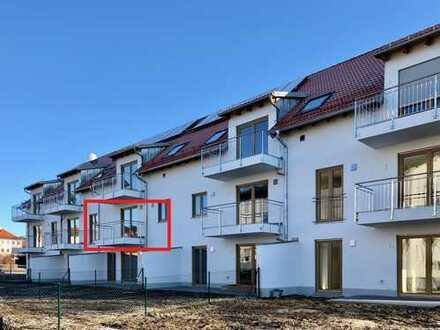 Wunderschöne 2-Zimmerwohnung mit extra Hobbyraum (30 m²) - Erstbezug