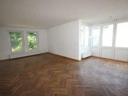 Ratingen-Lintorf: 3-Zimmer-Erdgeschosswohnung mit Terrasse und kleinem Garten