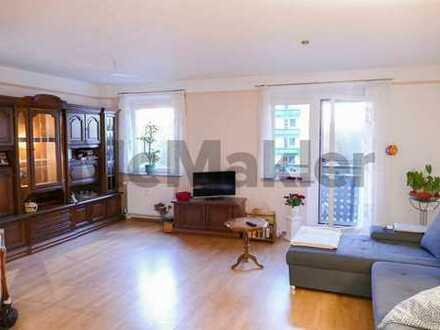 """Moderne, gepflegte 3-Zimmer-Wohnung mit Balkon nahe den """"Gärten der Welt"""""""
