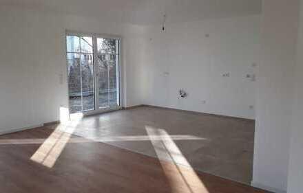 Schöne Dreizimmer-Neubauwohnung