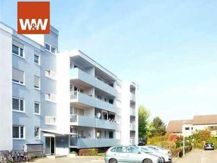 Schöne renovierte 1,5 Zimmerwohnung, ruhig gelegen, in Offenhausen