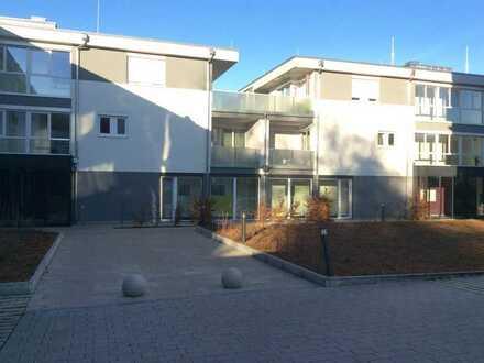 Enzpark Carre' 1-Zimmer-Wohnung mit Terrasse in Bietigheim-Bissingen