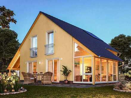 Wintergartenhaus 118 Bauen mit Ortenauer Hausbau GmbH