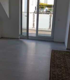 Erstbezug: freundliche 5-Zimmer-Dachgeschosswohnung mit Balkon in Schemmerhofen