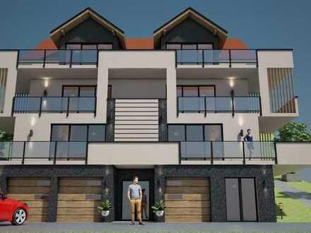 In Planung-Elegante Maisonette-Wohnung -Nähe Bad Mergentheim