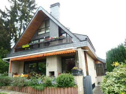 ***D´dorf-UNTERBACH, ruhige TOPLAGE-Waldrand! 3-Zi.-TRAUM-Dachatelier + Loggia + eigene Terrasse!***