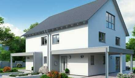 Großzügige Doppelhaushälfte in Nähe der Weinberge - Kaufen statt Mieten