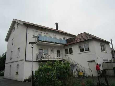 Mehrfamilienhaus in Sinsheim-Steinsfurt-Sanierungsgebiet