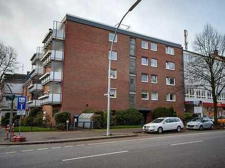 westimmobilien: Ihre Wohnung im Hamburger Westen...2 Zimmer Eigentumswohnung im beliebten Bahrenfeld