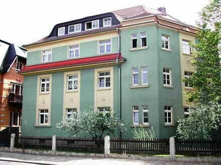 2-Raum-Dachgeschoßwohnung in Dresden