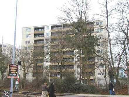 Klein aber Fein - gepflegtes 1 ZKB Appartement mit Küche und Balkon in Linkenheim zu vermieten!