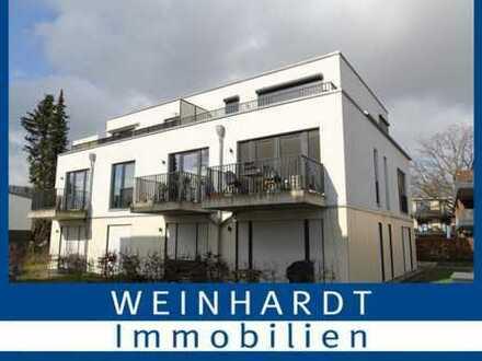 Penthouse-Wohnung mit großer Süd-Terrasse in Hamburg-Stellingen