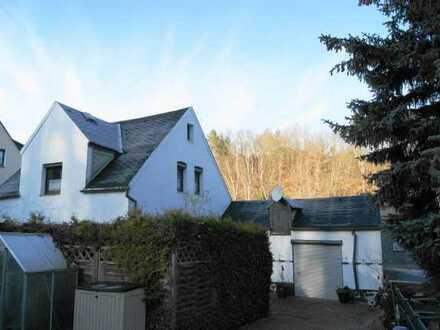 Gemütliches, freistehendes Einfamilienhaus in Bad Schlema