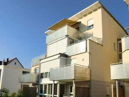 Exklusive Maisonette Dachterrassen-Wohnung in einem Niedrig-Energie-Haus in Dachau-Süd