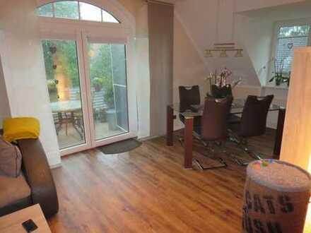 Charmantes Wohnen in Donnerschwee mit 2 Balkonen