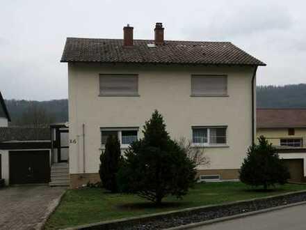 3-Zimmer-Wohnung mit Balkon in Illingen