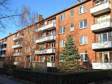 2-Zimmer-Wohnung in der Burgstraße mit Gartennutzung, Dachgeschoß