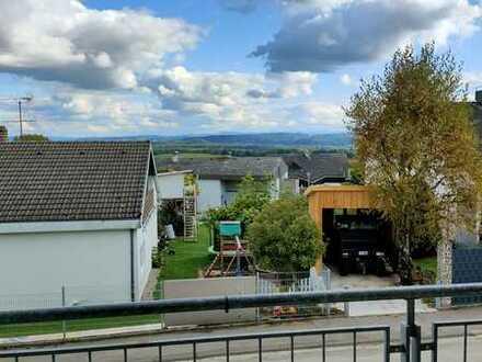 4-Zimmern mit grossem Balkon und toller Aussicht in Lottstetten