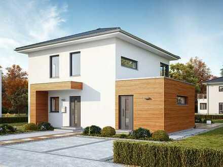Bauen auch ohne Eigenkapital !!! Mit dem Marktführer für Fertig-Ausbau-Häuser