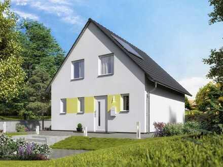 Haus im grünen Teil von Strausberg
