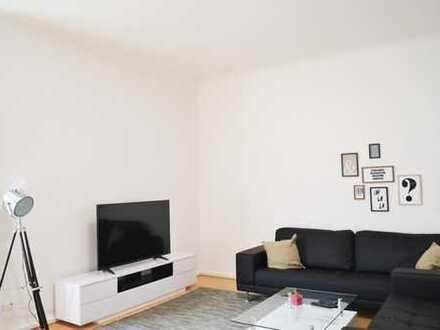 Freundliche 2-Zimmer-Wohnung mit Balkon und EBK in Ahrensburg