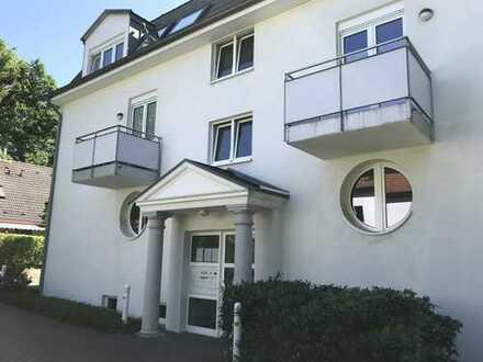 3-Zimmer-Vollkomfort-Wohnung im EG mit gr. Terrasse in Süd-Westlage; ideal zum Wohnen und Arbeiten