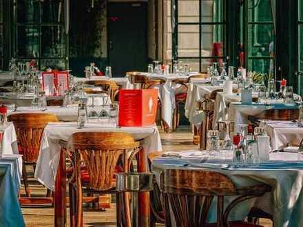 Restaurant mit Außenterrasse in Düsseldorf-Bilk