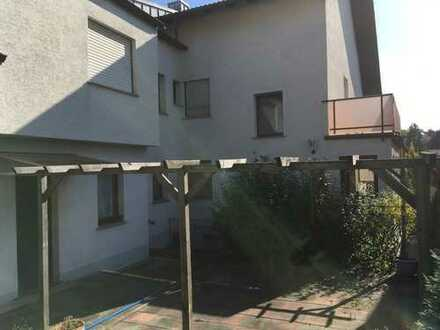 Einfam-Doppelhaushälfte + ggf. Bauplatz in Kilianstädten von Privat