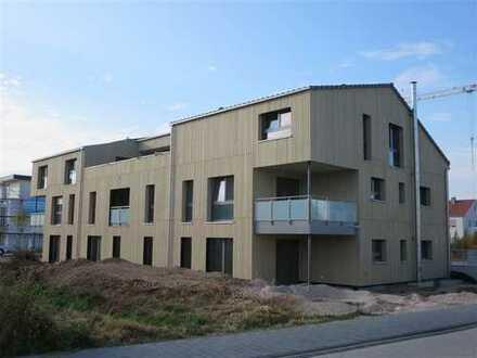 Vollholz - Ökologisch - Gesund - 3-Zimmer-EG Wohnung NEUBAU mit Gartenanteil