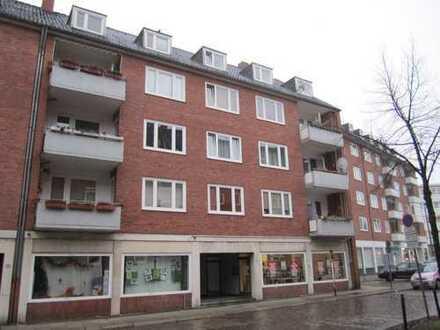 Zentrale und gepflegte 3,5 Zimmer Wohnung im Faulenquartier!