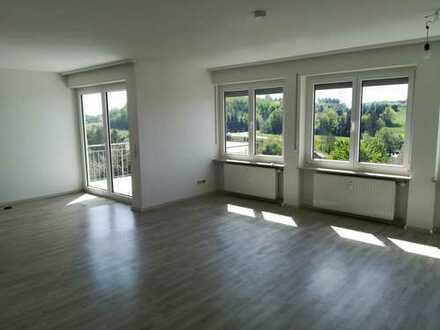 3-Zimmer-Wohnung mit sonnigem Balkon in Wangen-Neuravensburg