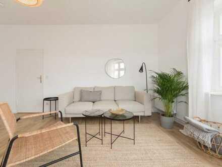 Attraktive 2-Zimmer-Wohnung mit Balkon und Einbauküche in Alzey