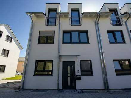 Modernes Neubau-Reiheneckhaus (Haus 1)