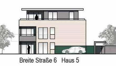 Komfortwohnung in Rheda-Wiedenbrück, mit Terrasse, Einbauküche: 3,5-Zimmer, Erdgeschoss