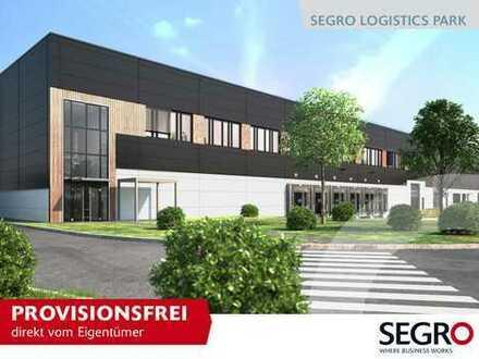 Erstbezug: Hochmoderner Logistics Park zwischen Frankfurt und Mainz - provisionsfrei vom Eigentümer