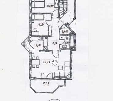 Schöne drei Zimmer Wohnung in München, Lochhausen